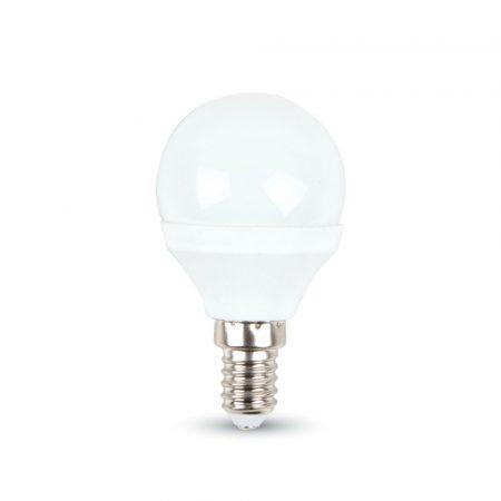 5,5W LED IZZÓ SAMSUNG CHIP E14 P45 4000K 5 ÉV GARANCIA - PC169