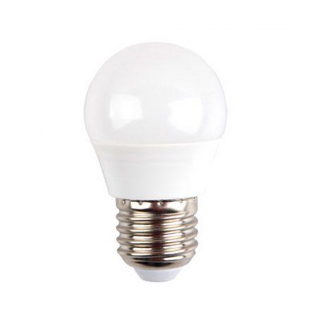 5,5W LED IZZÓ SAMSUNG CHIP E27 G45 3000K 5 ÉV GARANCIA - PC174