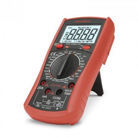 Digitális multiméter PC25201