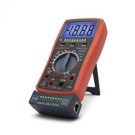 Digitális multiméter PC25331