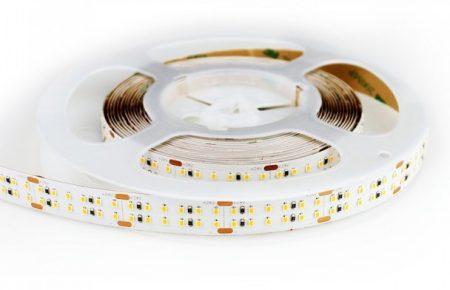 LED SZALAG SMD2216 - 360 LED/M 24V 3000K MELEG FEHÉR IP20 - PC2580