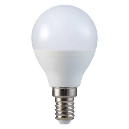 4,5W LED IZZÓ SAMSUNG CHIP E14 P45 4000K 5 ÉV GARANCIA - PC265