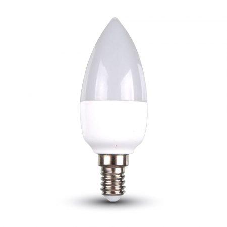 5,5W LED IZZÓ GYERTYA E14 2700K MELEG FEHÉR - PC42151