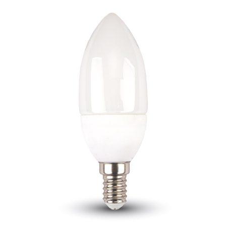 4W LED IZZÓ GYERTYA E14 2700K MELEG FEHÉR - PC4216