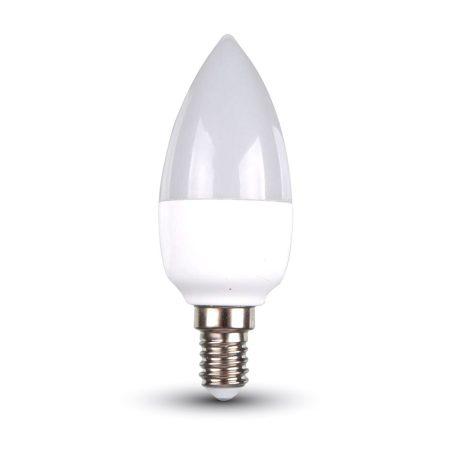 5,5W LED IZZÓ GYERTYA E14 4000K TERMÉSZETES FEHÉR - PC42581
