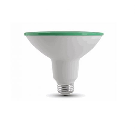 LED IZZÓ - 15W PAR38 E27 IP65 ZÖLD - PC4418