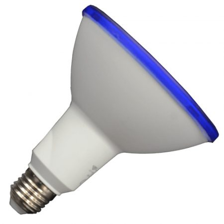 LED IZZÓ - 15W PAR38 E27 IP65 KÉK - PC4420