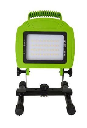20W LED HORDOZHATÓ/ÚJRATÖLTHETŐ REFLEKTOR 6400K - PC5735