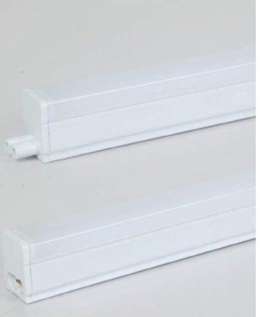 4W T5 30cm LED Komplett lámpatest Samsung chip 4000K - PC690
