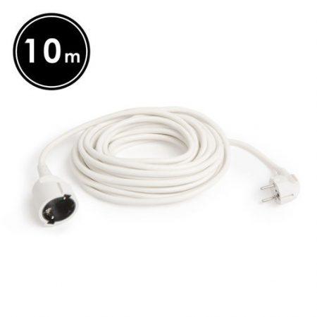 Hálózati lengő hosszabbító 10 Méter - PCG20504WH