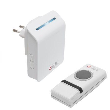 Vezeték nélküli digitális csengő - PCG55331