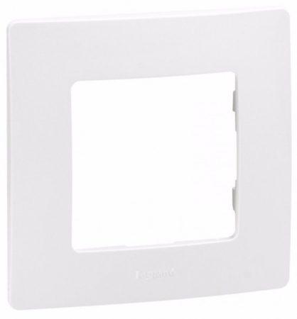 Legrand 665001 - Niloé 1-es keret fehér - PCVILLLEGRAND-665001