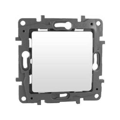 Legrand 764501 - Niloé váltókapcsoló, fehér - PCVILLLEGRAND-764501