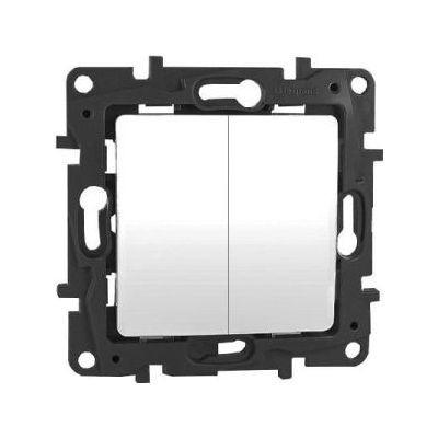 Legrand 764506 - Niloé csillárkapcsoló, fehér - PCVILLLEGRAND-764506